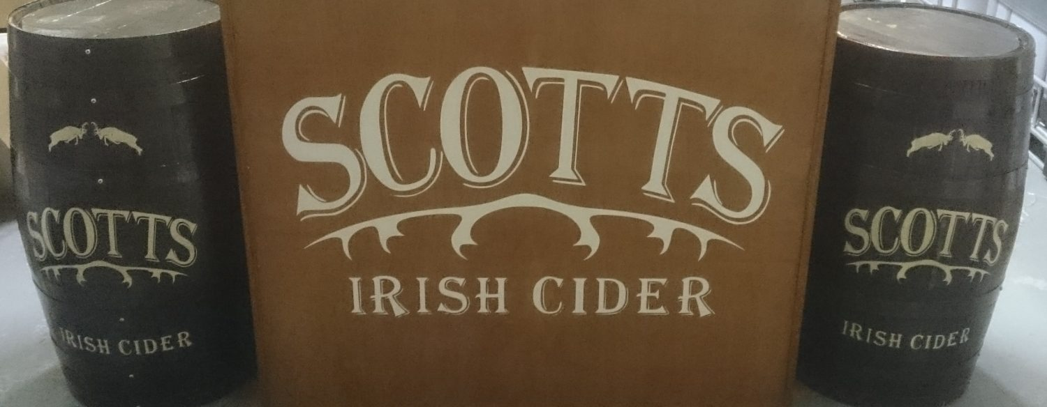 Scotts Irish Cider